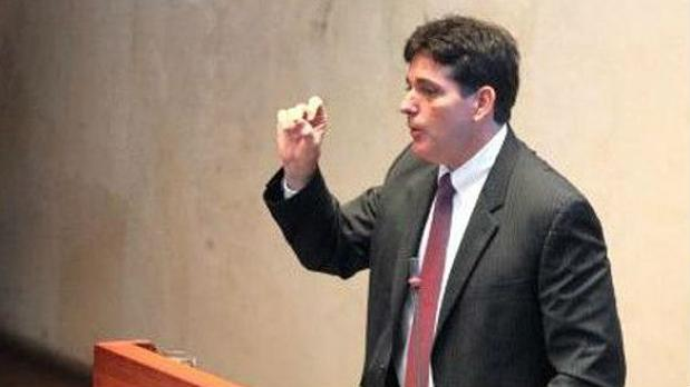 El exdirector del Departamento Administrativo de Seguridad, Jorge Noguera