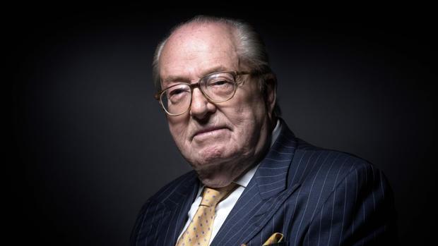 Jean-Marie Le Pen, fundador del Frente Nacional