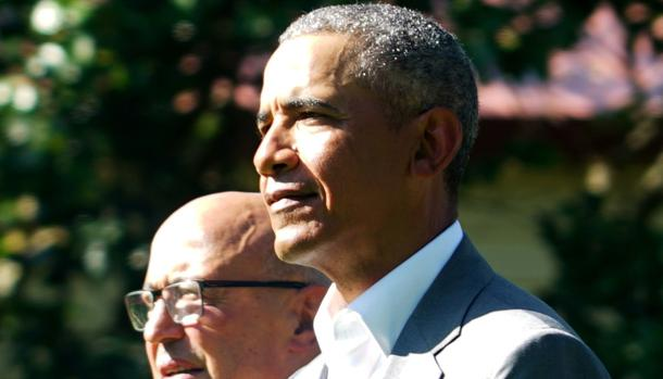 Barack Obama se encuentra esta semana de viaje en Nueva Zelanda