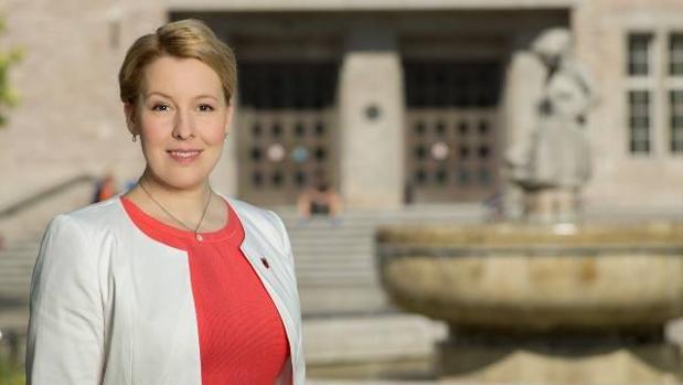 Foto del perfil de Facebook de la ministra de Educación