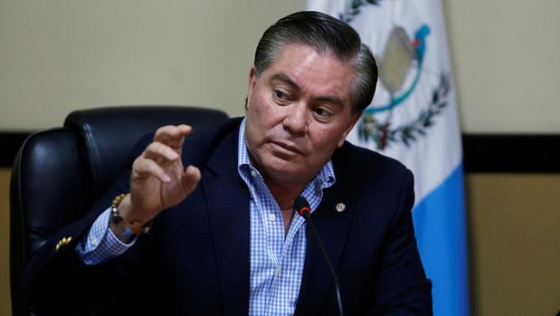 Mario Estrada, candidato a la presidencia de Guatemala