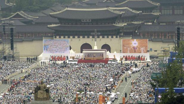 La Iglesia florece en Corea tras décadas de lucha democrática