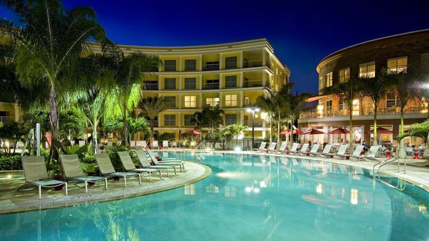 Hotel Meliá de Orlando, uno de los dos que opera la compañía española en Estados Unidos