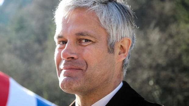 Laurent Wauquiez dimitió el domingo como presidente de Los Republicanos