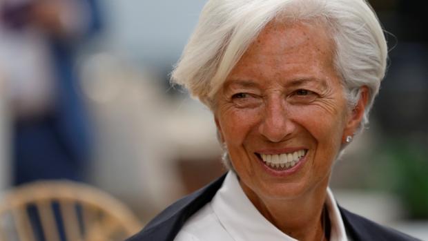 Christine Lagarde, candidata al Banco Central Europeo