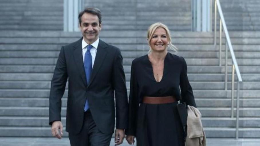 Así es Mareva Mitsotakis, la nueva primera dama griega: empresaria y ecologista