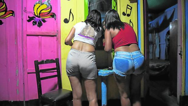 prostitutas en la españa moderna prostitutas de la edad media