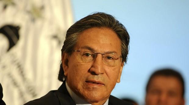 El expresidente Alejandro Toledo