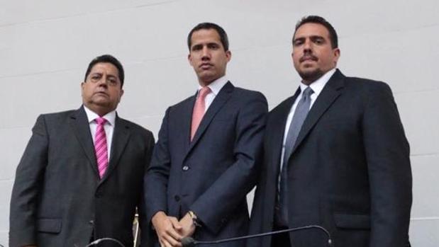 El vicepresidente del Parlamento venezolano, en huelga de hambre desde hace 10 días