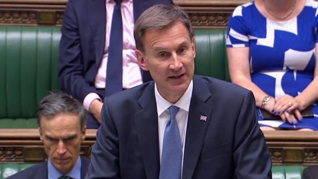 Reino Unido pide una misión europea para proteger a los barcos en el estrecho de Ormuz