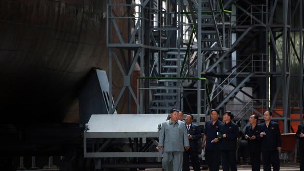 Corea del Norte confirma que el jueves probó una «nueva arma táctica»