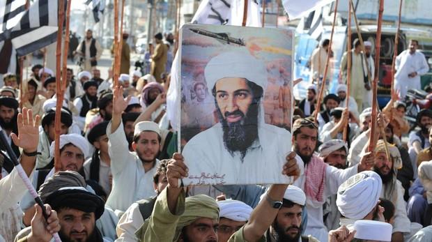 Seguidores de Osama bin Laden en Pakistán