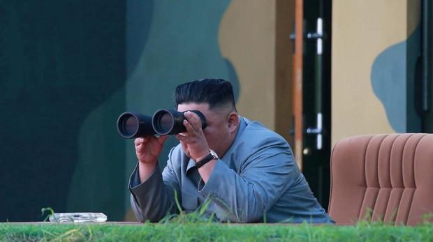 Corea del Norte lanza dos nuevos proyectiles desde su costa oriental