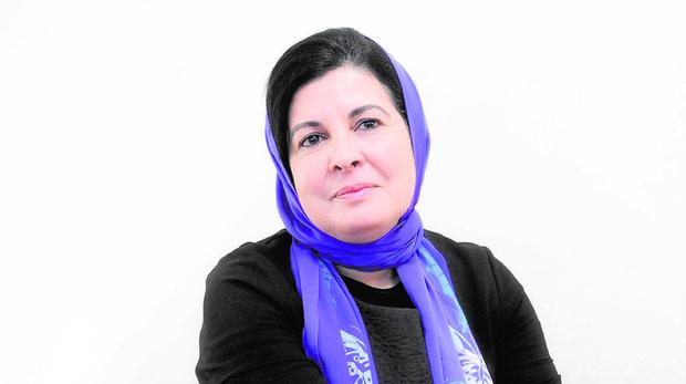 Asma Lamrabet, teóloga, doctora y activista