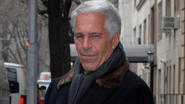 El millonario Jeffrey Epstein