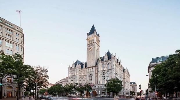 El ministro de Justicia de EE.UU. pagará 30.000 dólares por una fiesta en el Hotel Trump