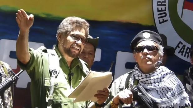 Un exgeneral chavista afirma que el rearme de las FARC es parte del plan de Maduro contra Colombia