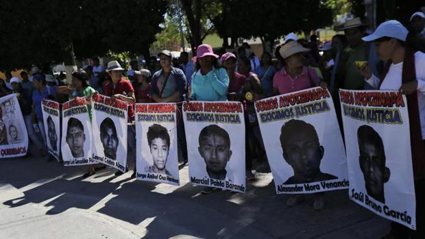 Un juez absuelve a uno de los principales acusados de la desaparición de los 43 estudiantes de Ayotzinapa