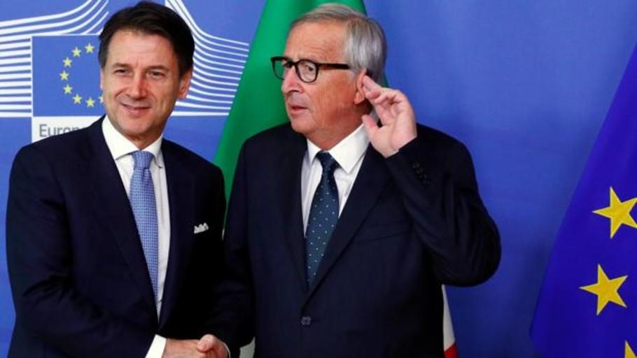 Italia deja atrás la etapa Salvini y pacta con la UE para repartir a los inmigrantes
