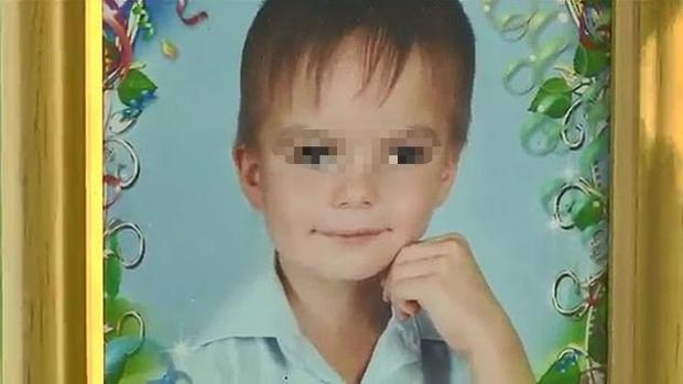 Imagen del pequeño Anton