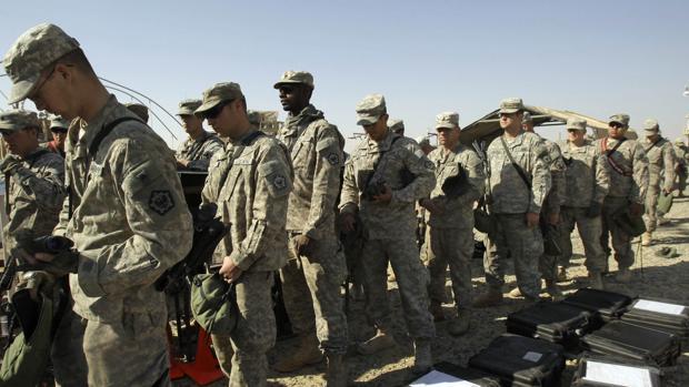 El Pentágono enviará soldados a Arabia Saudí tras el ataque contra el petrolero