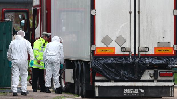 Cadáveres en camiones, una tragedia usualmente vinculada al tráfico de personas