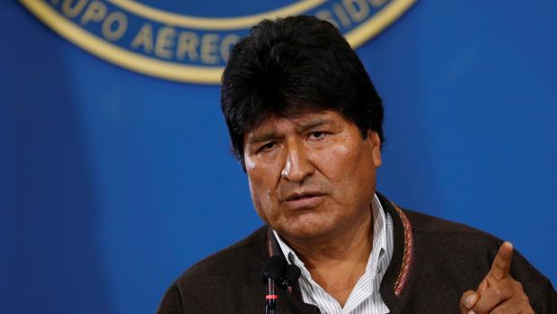 Evo Morales anuncia la convocatoria de nuevas elecciones en Bolivia