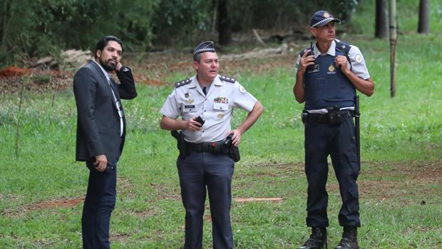 Un grupo de simpatizantes de Guaidó invade la embajada de Venezuela en Brasilia