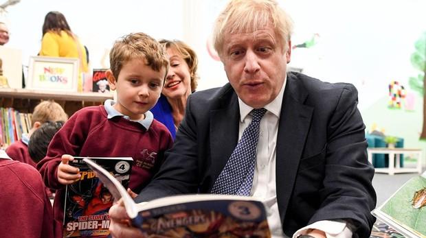 Johnson asegura que el Reino Unido estará «fuera» de la UE el 31 de enero