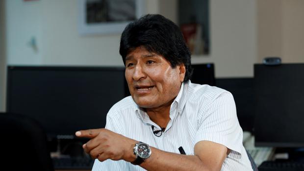 Morales teme una guerra civil en Bolivia y promete volver «en cualquier momento»