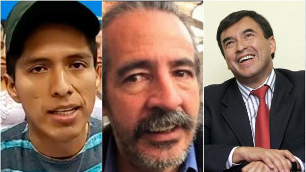 Estos son los tres bolivarianos, «amigos» de Morales, que están incendiando Bolivia