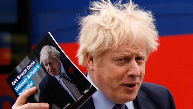 Boris Johnson promete una «ola de inversiones» gracias al Brexit