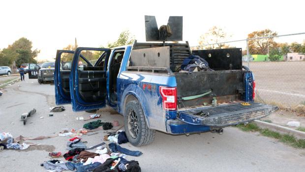 Un tiroteo entre policías y supuestos narcos causa 14 muertos en el norte de México