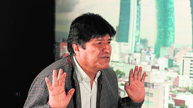 Evo Morales, a ABC: «La OEA fortaleció el golpe de Estado en Bolivia»
