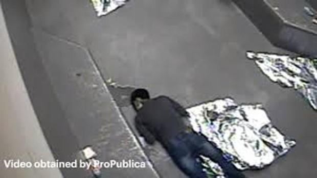 Un vídeo revela cómo fue la muerte de un menor inmigrante bajo custodia de EE.UU.