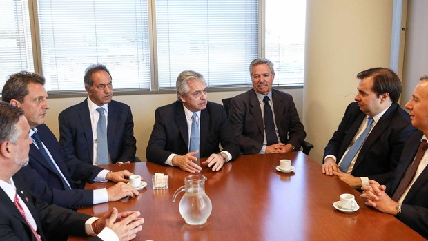 Kirchner impone a Alberto Fernández los principales ministros