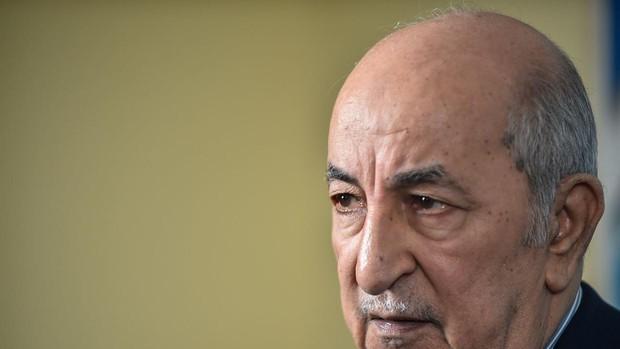 Tebune, ex primer ministro de Buteflika, elegido nuevo presidente de Argelia en primera vuelta