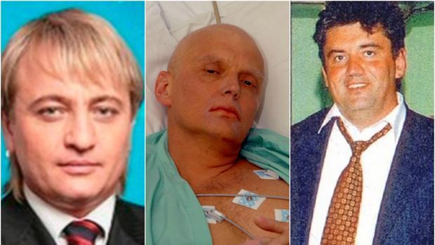 «Londongrado», destino trágico para una decena de oligarcas rusos que mueren extrañamente