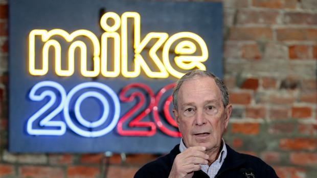 Bloomberg, forzado a dejar de usar presidiarios en su campaña a la presidencia de EE.UU.