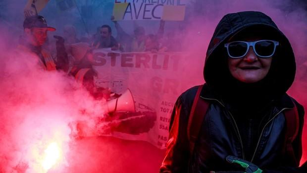 Semana crucial para la crisis de la reforma de las pensiones en Francia