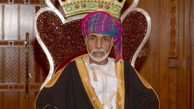 Muere el sultán Qabús bin Said de Omán a los 79 años