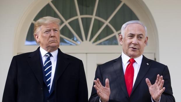 Trump desvelará hoy su «acuerdo del siglo» para el conflicto palestino-israelí