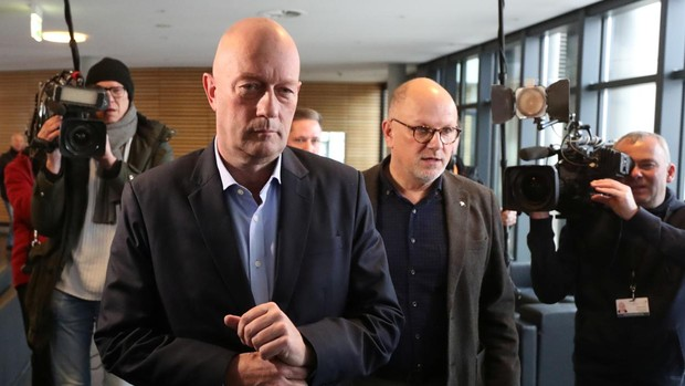 Caída de la CDU en Turingia tras el pacto frustrado con AfD