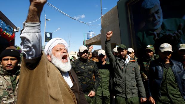 EE.UU. revela que 109 soldados fueron heridos en los ataques de Irán a las bases