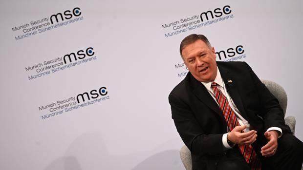 Pompeo urge a Europa a escoger entre EE.UU. y China