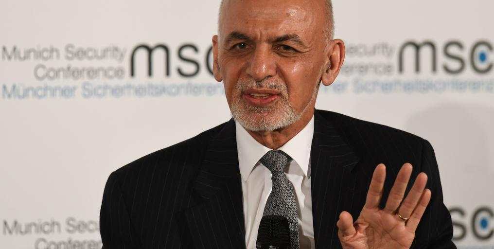 Afganistán anuncia la reelección de Ghani como presidente casi cinco meses después de los comicios