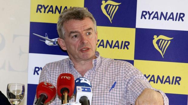 El presidente de Ryanair quiere mayores controles para los varones musulmanes