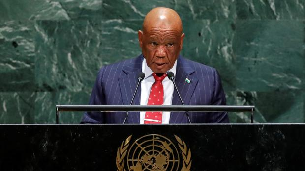 El primer ministro de Lesoto esquiva ser acusado de asesinato