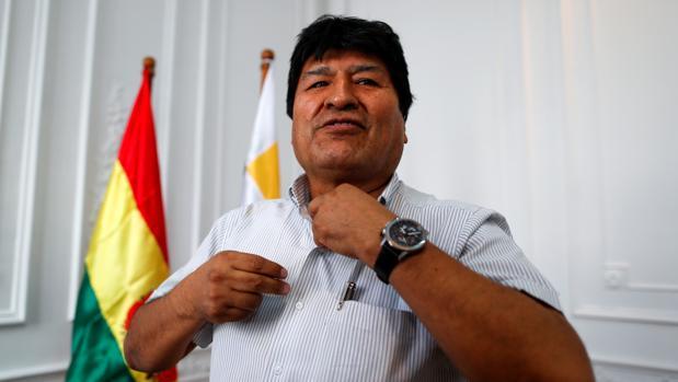 Pérez Esquivel pide el Nobel de la Paz para Evo Morales
