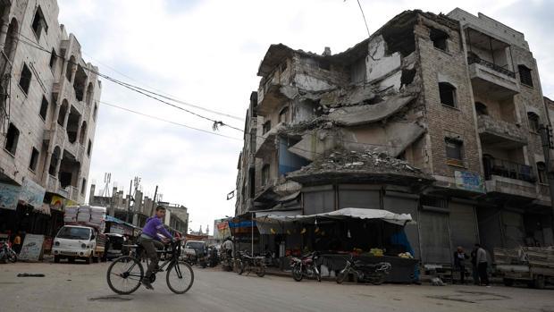 Comienza el frágil alto el fuego en Idlib pactado por Erdogan y Putin